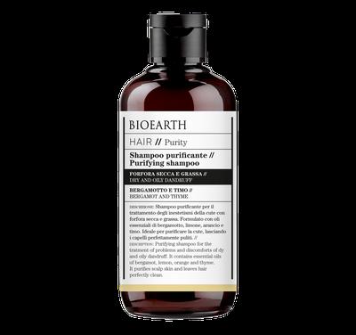 Shampoo antiforfora purificante Bioearth