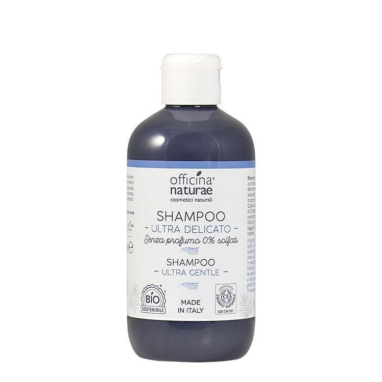 Shampoo ultra delicato senza profumo EcoBioVegan