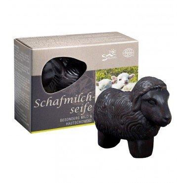 "Sheep milk soap ""black sheep"""