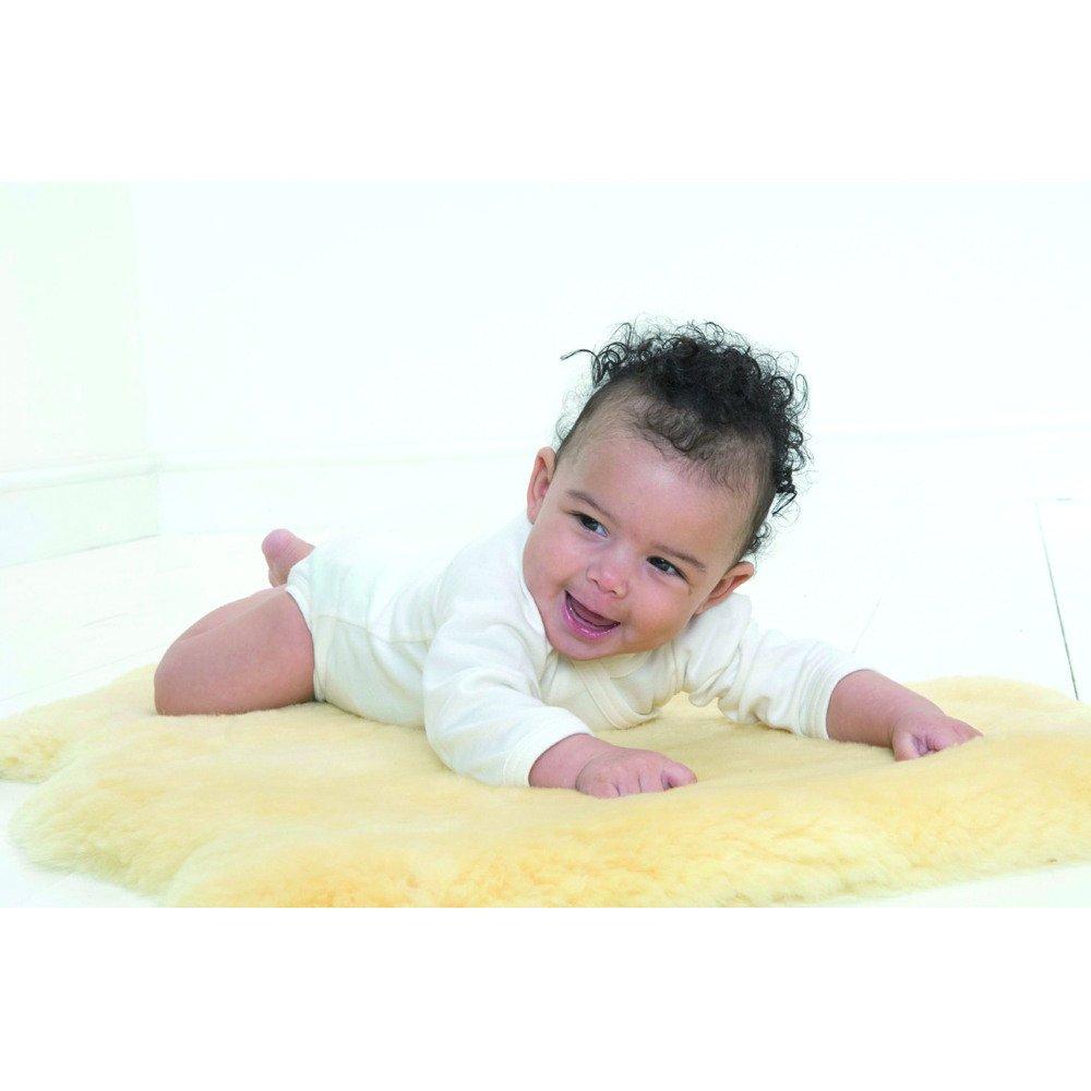Sheepskin rugs for babies