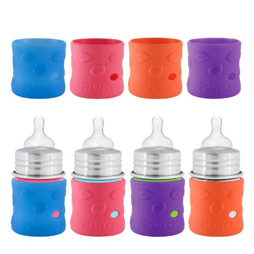 Silicone sleeves for Pura Kiki bottles 150ml