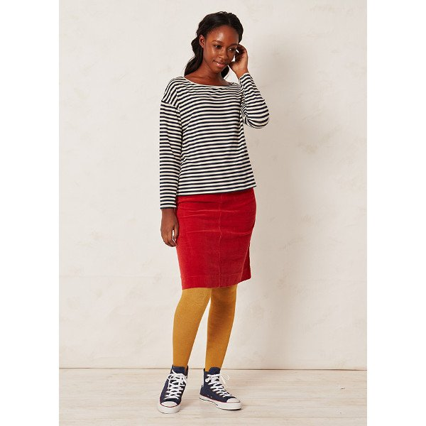 Nanga Cord skirt in organic cotton