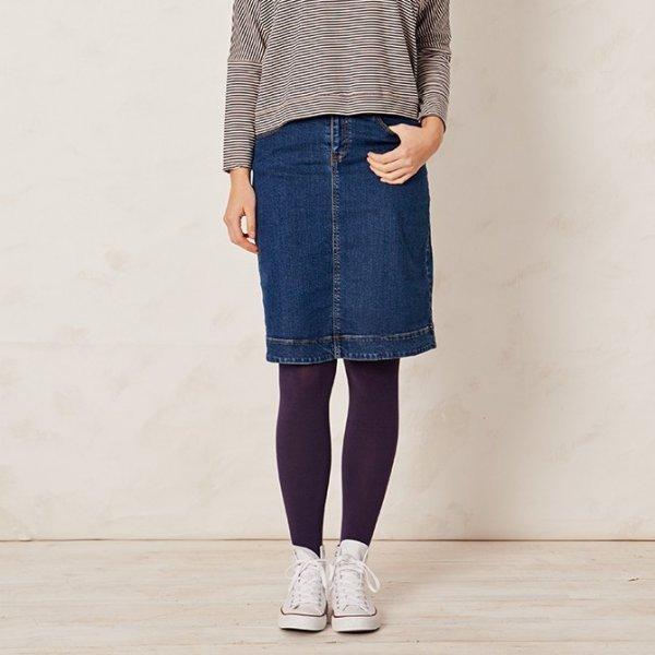 Skirt Queenie in organic cotton
