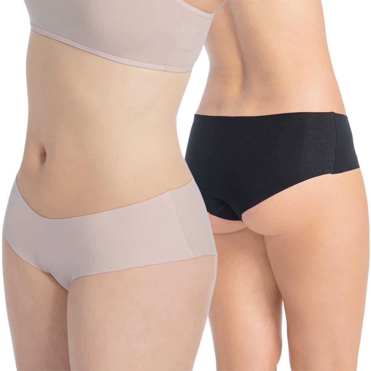 Slip Panty Laser Cut in cotone bio-equo
