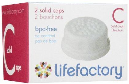 Solid caps set BPA free