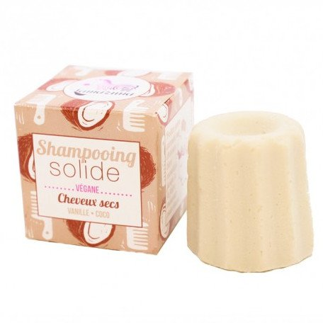 Solid shampoo for dry hair Vanilla and Coconut