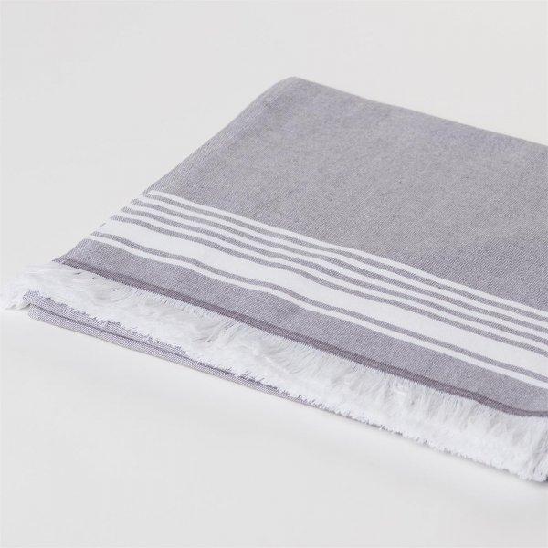 Spa sauna towel in organic cotton