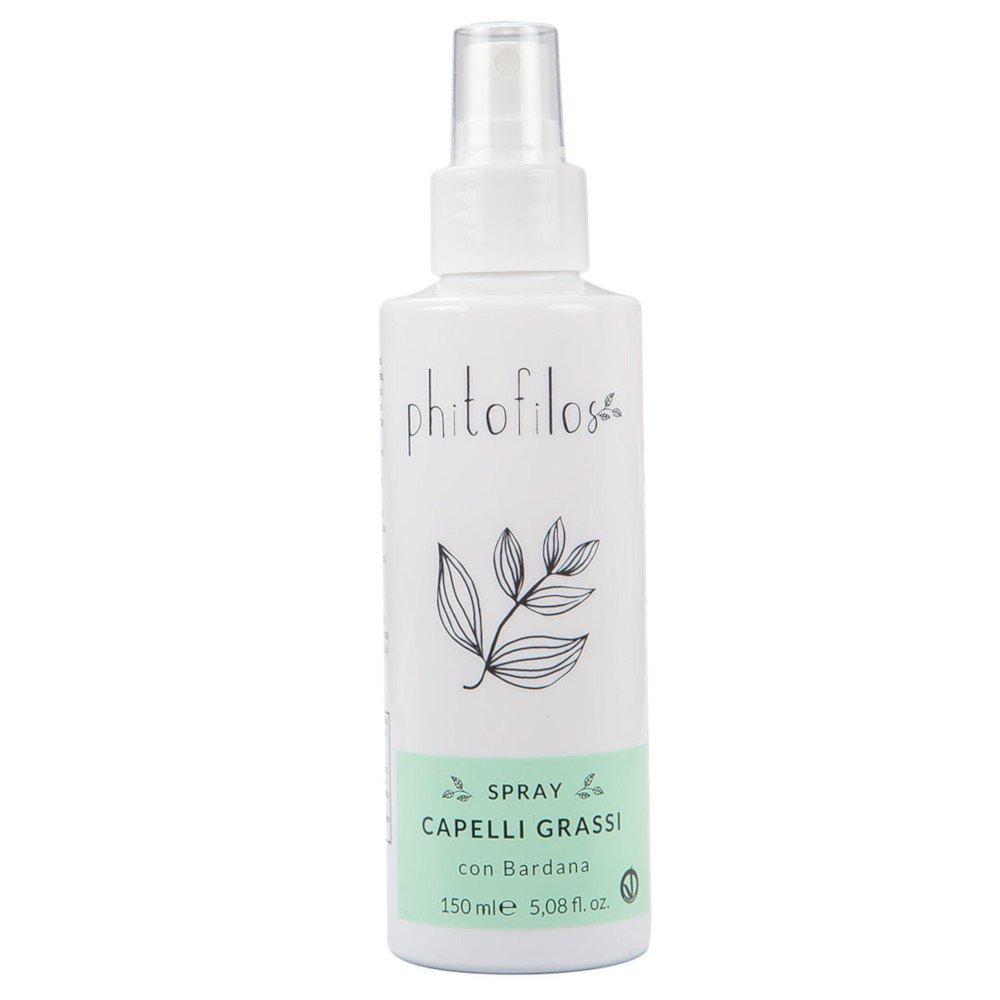 Spray seboequilibrante per capelli grassi BioVegan Phitofilos