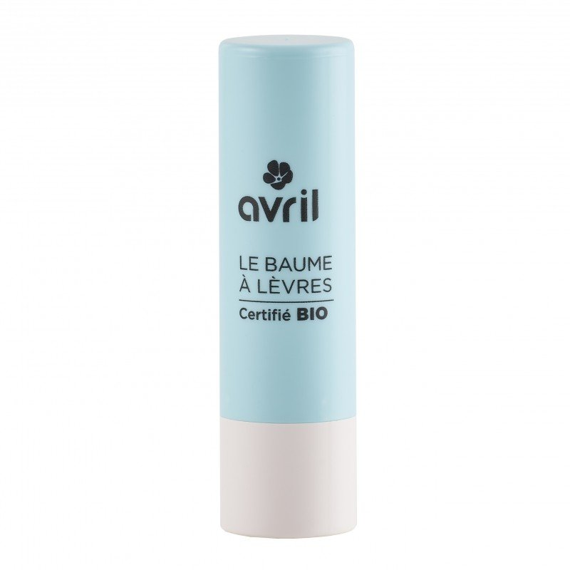 Balsamo labbra Avril biologico neutro senza profumo