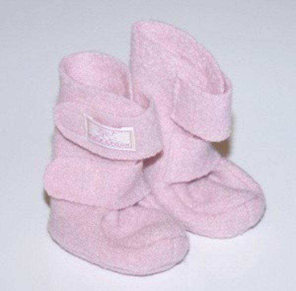 Stivaletto lana e cotone biologico