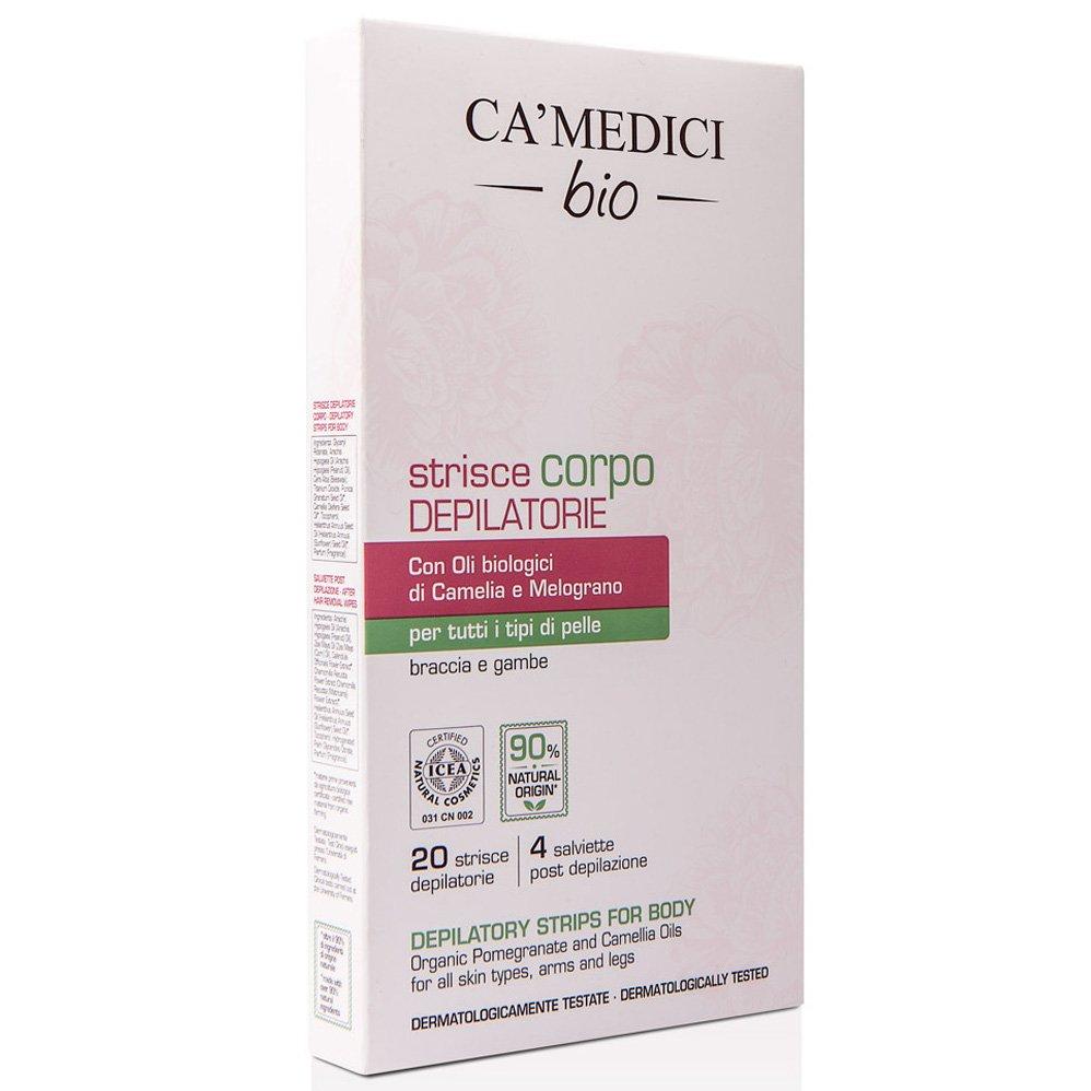 Strisce Depilatorie Corpo Ca'Medici Bio