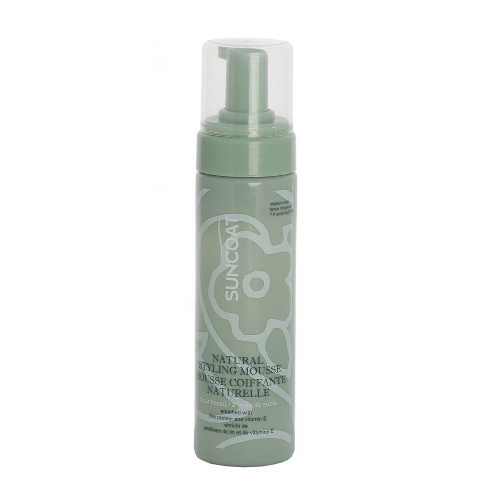 Styling Mousse natural per capelli Suncoat