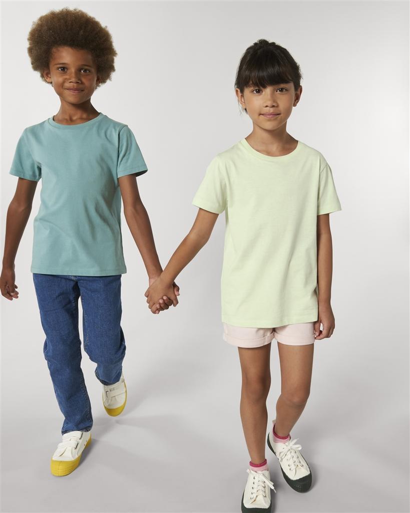 T-shirt per bambini Creator in cotone biologico