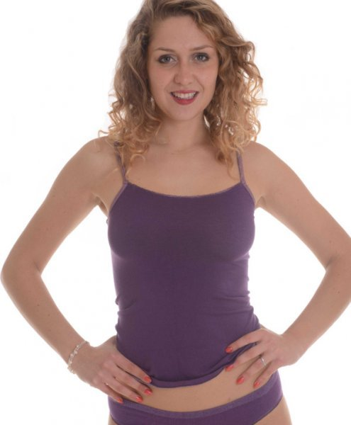 Top underwear Color in bamboo and starch