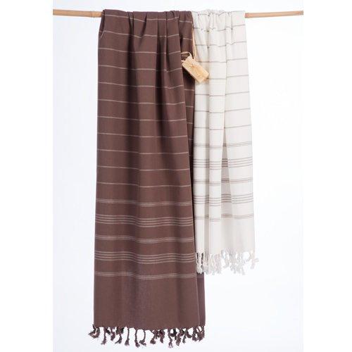 Towel Hamam in organic cotton