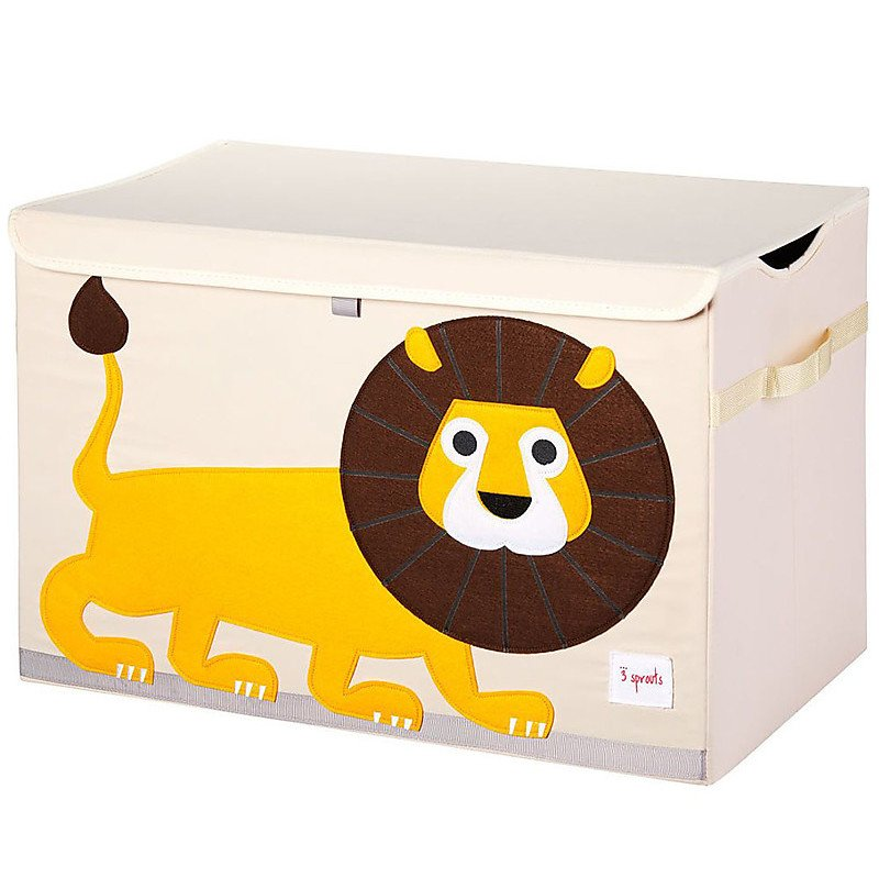 Toy Chest Lion
