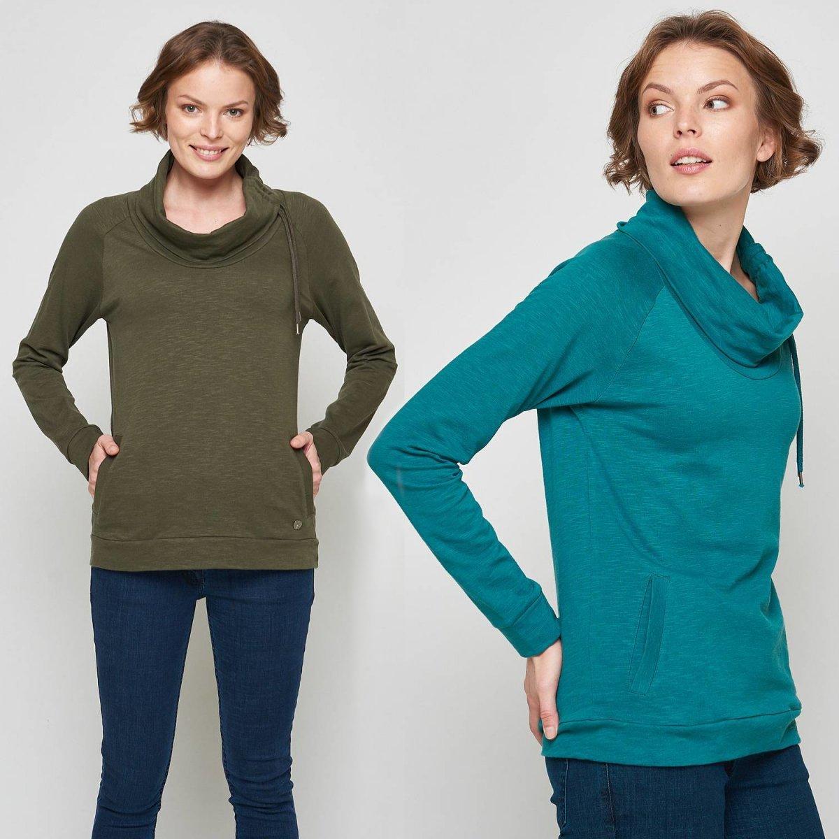 Turtle neck sweater MUSCIDA
