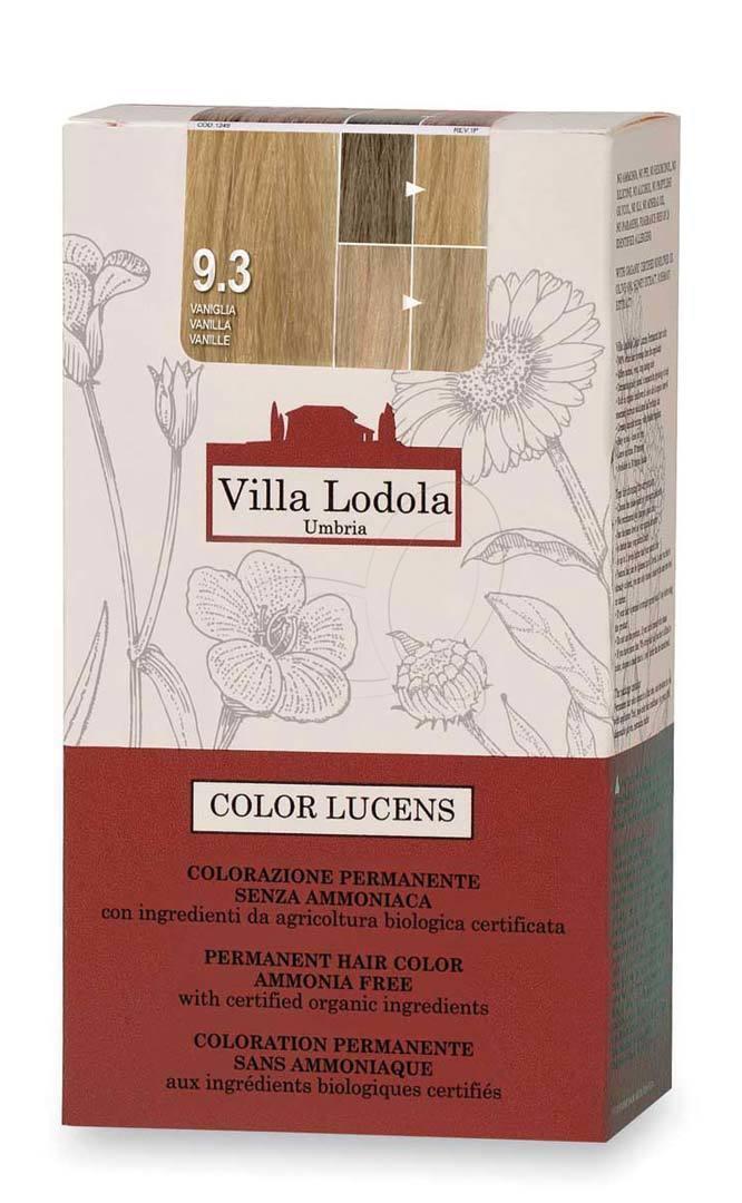 Tinta per Capelli 9.3 Vaniglia