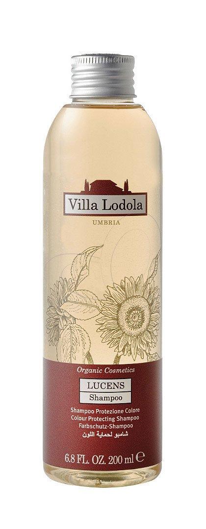 Shampoo Color Lucens Bio Villa Lodola