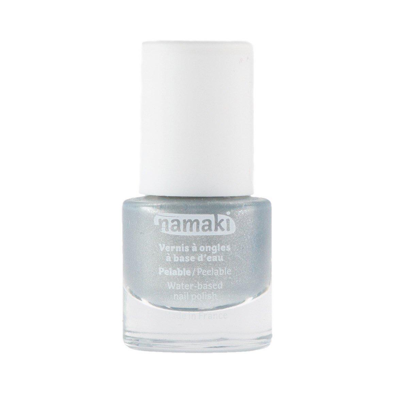 Water-based peelable nail polish  - 06 Silver