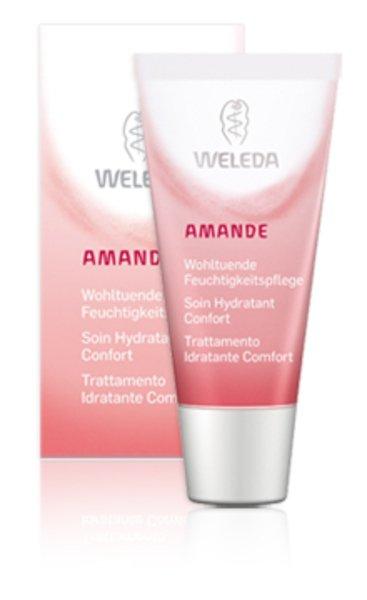 Weleda Amande - Trattamento Idratante Comfort - Pelli sensibili miste