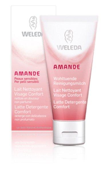 Weleda Amande - Latte detergente comfort