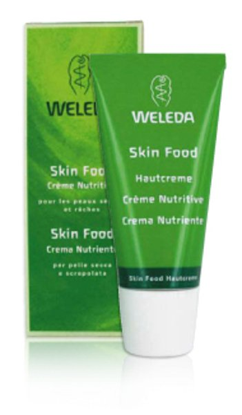 Weleda: crema mani/viso nutriente 'Skin Food'