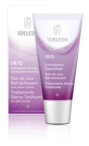 Weleda Iris- Trattamento Giorno Tonificante pelli secche