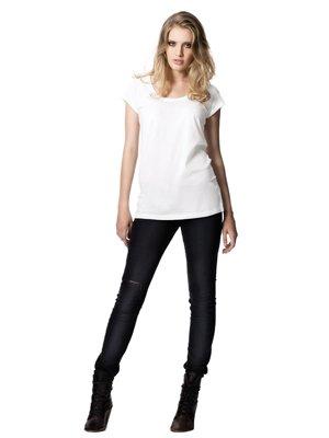 Woman t-shirt in organic cotton